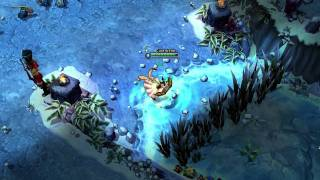 Guqin Sona Skin with Music Easter Egg (League of Legends)