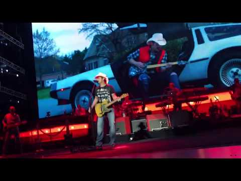 Brad Paisley Intro: Weekend Warrior Tour: Last Time for Everything/Purple Rain