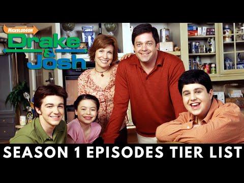 Download Drake and Josh Season One Episodes Tier List