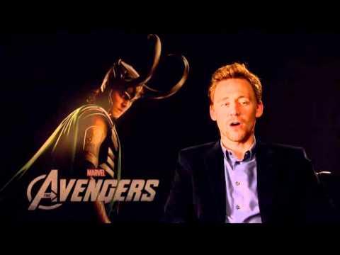 The Avengers: Interview mit Tom Hiddleston