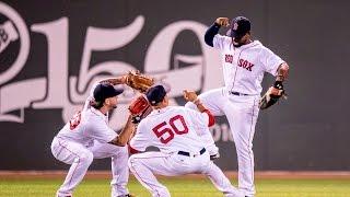 Boston Red Sox 2016 Season Highlights