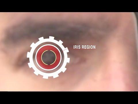 Marios Savvides Demonstrates Long-Range Iris Recognition System