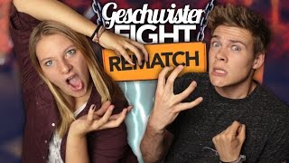 GESCHWISTER FIGHT - REMATCH! | Joey's Jungle