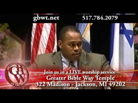 Bishop Ira Combs Jr. Bible Survey: Truth & Error