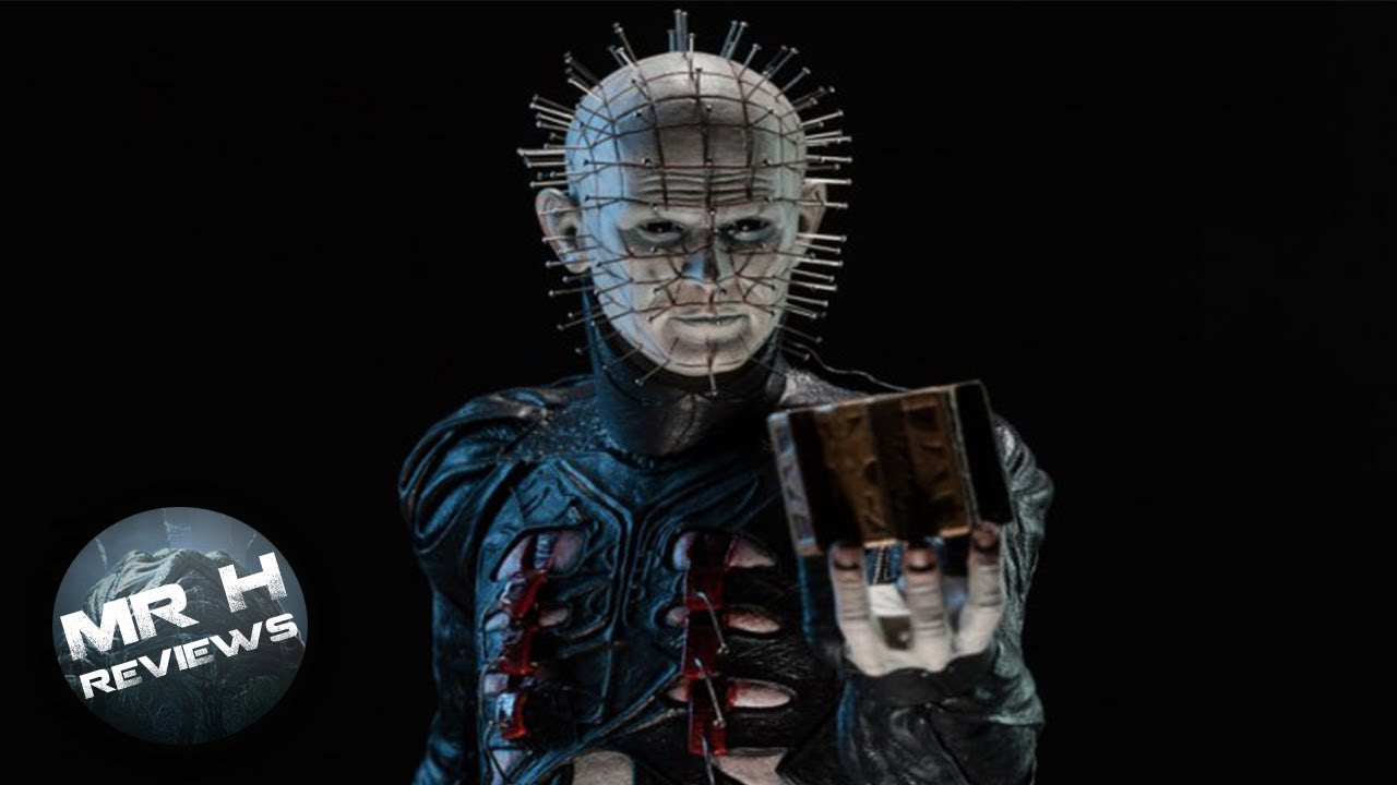 What Are The Cenobites? - Hellraiser Explained - YouTube