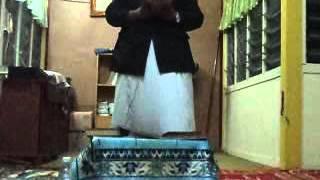 BACAAN RAWI BERZANJI & ALUNAN SELAWAT MARHABAN UMAI 22122015