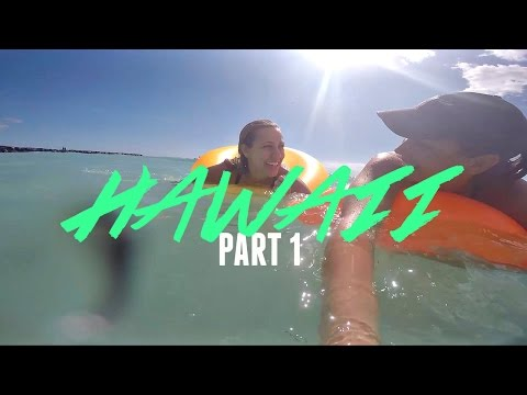 Missed Flights, Mai Tai's and Tramp Stamps | Hawaii Part 1