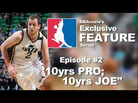 best service a508a 60677 An interesting interview on Joe Ingles and his career so far ...