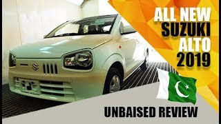 All New Suzuki Alto 2019 Pakistan | Best Review BY Saad Sehgal | Must Watch & Share