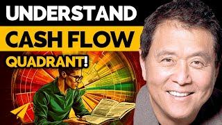 Robert Kiyosaki Cash Flow Quadrant - #MentorMeRobert