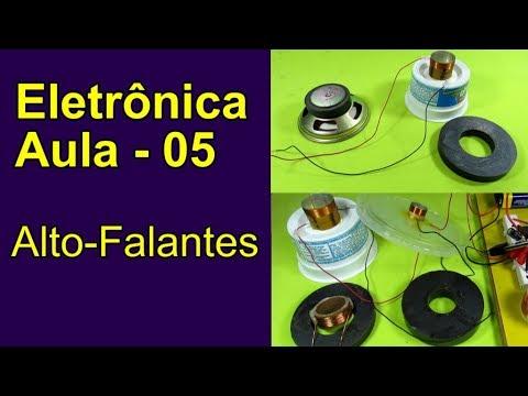 Download Eletrônica: Aula 05 - Alto-Falantes