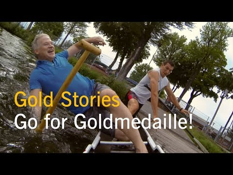 Gold Stories Teil 5: Go for Goldmedaille!