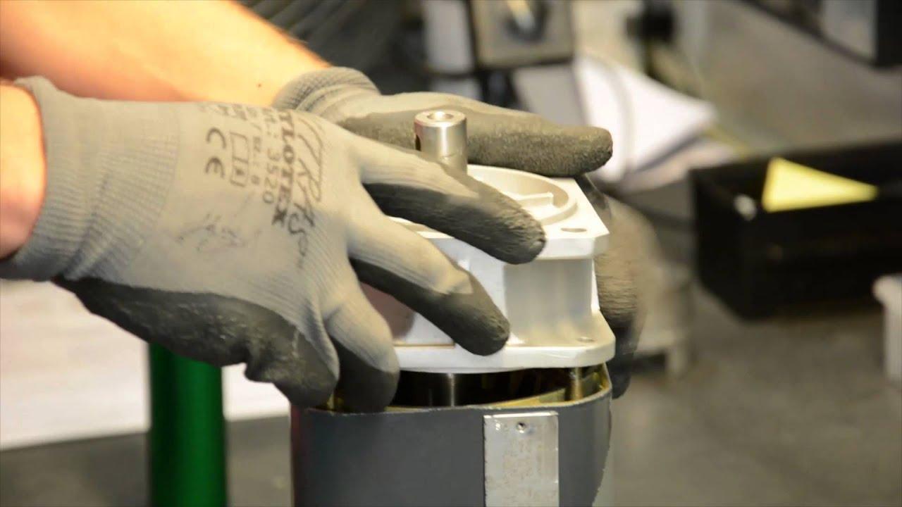 Siemens simodrive 1ft5 servo motor repair and test youtube for Siemens servo motor repair