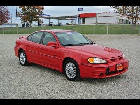 2001 pontiac grand am gt sedan for sale dayton troy piqua sidney ohio 27109c youtube. Black Bedroom Furniture Sets. Home Design Ideas