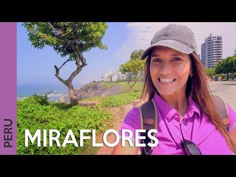 Miraflores, LIMA, PERU: the best way to enjoy | Lima 2019 vlog