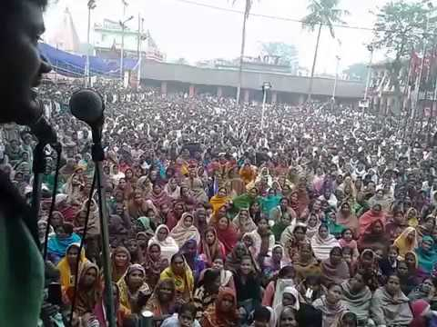 Kanhaiya Kumar Full Speech, Begusarai [Bihar]