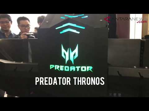 ANTARANEWS - Hands on kursi gaming Predator Thronos