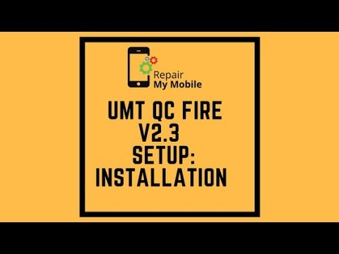 UMT (UMT Pro) Dongle Latest Setup: UMT QC Fire (v4 6