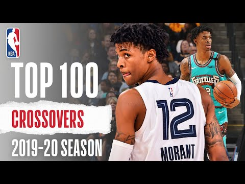 The Top 100 Handles & Crossovers From The 2019-20 Season!