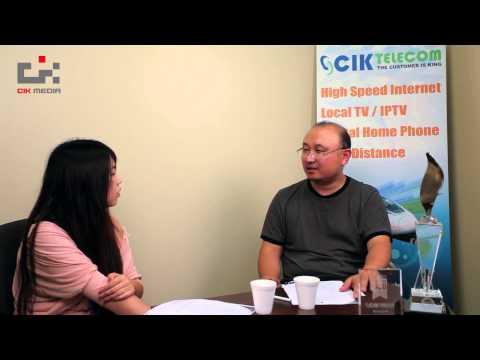CIK Telecom CEO Jordan Deng 人物专访