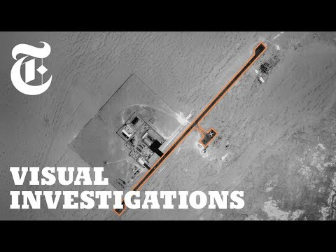 How a C.I.A. Drone Base Grew in Niger's Desert | NYT - Visual Investigations Mp3