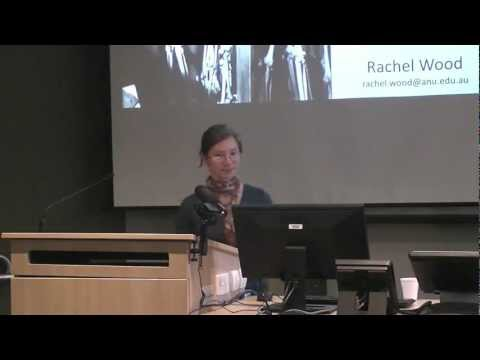 The Final Neanderthals by Dr Rachel Wood, at ANU