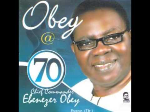 Ebenezer Obey - Otunba Subomi Balogun 1-1