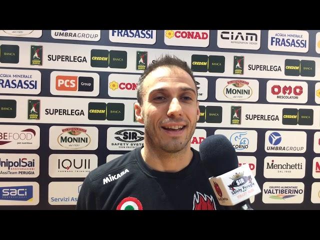 Max Colaci analizza la prossima partita contro Trento