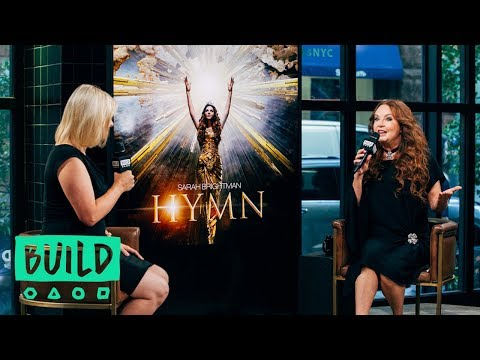 "Sarah Brightman Discusses Her 15th Album, ""Hymn"""