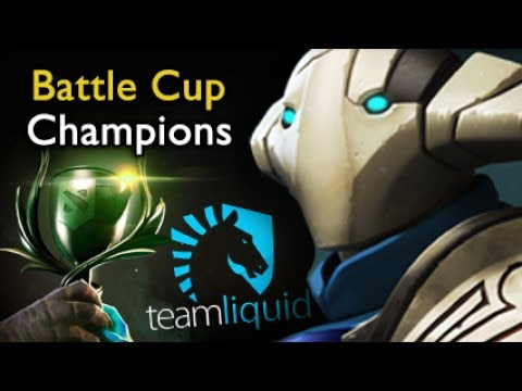 Miracle- vs SingSing: Battle Cup Champions - Sven MID Dota 2 Battle Cup