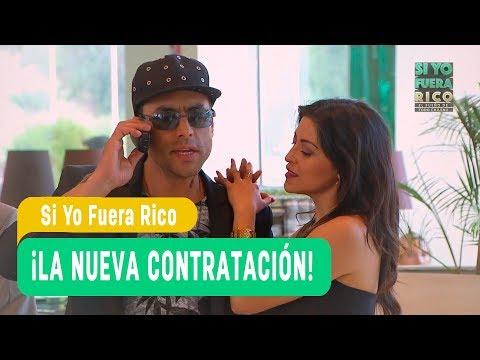 Si Yo Fuera Rico - ¡Una nueva contratación - Mejores Momentos - Capitulo 3