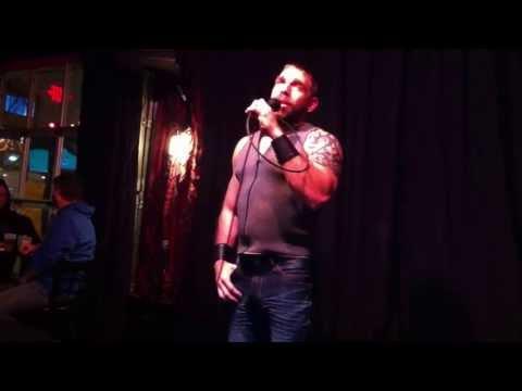Kansas City Karaoke: Johnny Parker sings 'Long Black Train'