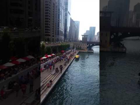 Chicago river .