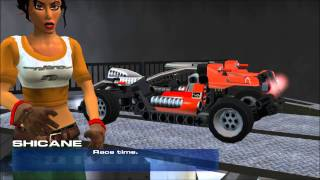 Let's Play LEGO Drome Racers - Ep. 1