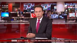 BBC News 21 January 2018