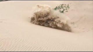 Ford Raptor FAIL in the Desert