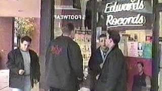 Streets of the Bronx - Cool Change- Acappella group from the motion picture A Bronx Tale