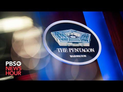 WATCH LIVE: Pentagon