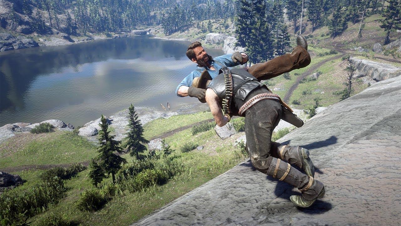 Red Dead Redemption 2 PC 60FPS - Funny & Brutal Moments Vol. 53 (Euphoria Ragdolls) thumbnail