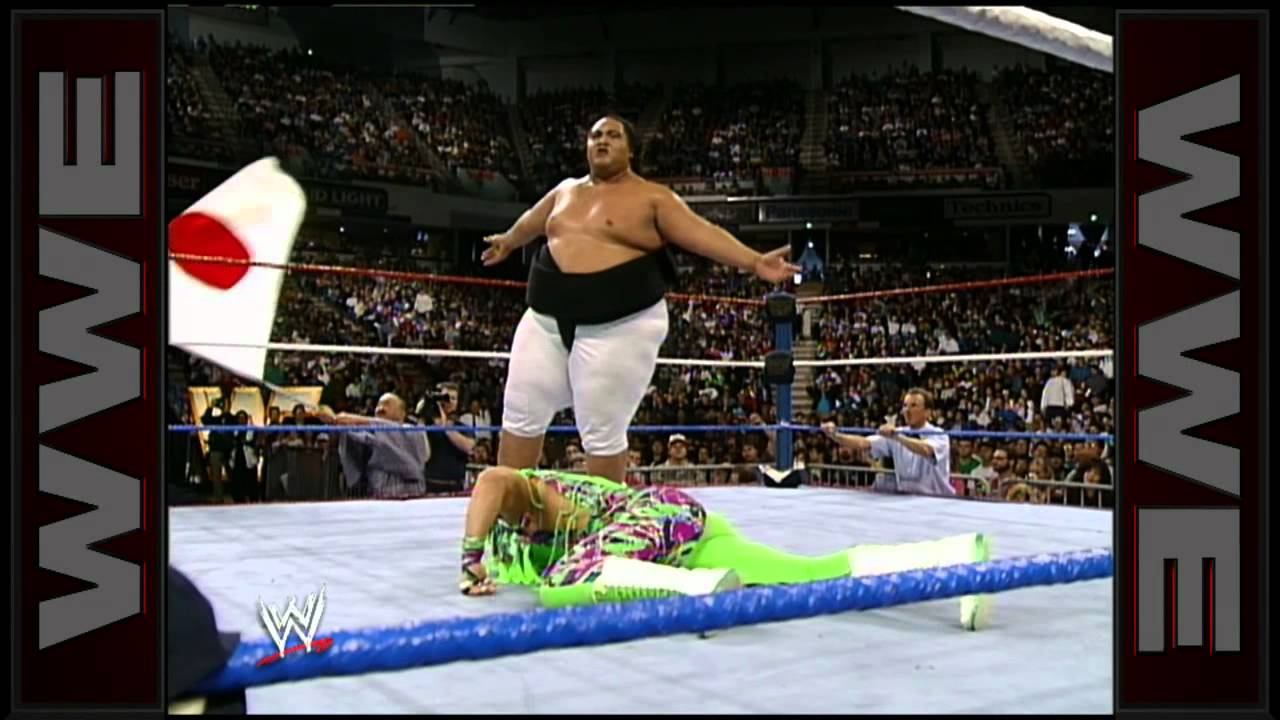 Wwe Hall Of Fame Yokozuna Wins The 1993 Royal Rumble