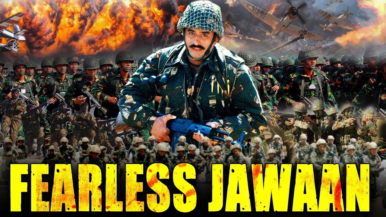 Download Fearless Jawaan Full South Indian Hindi Dubbed Action Movie   Kannada Hindi Dubbed Full Movie 2021