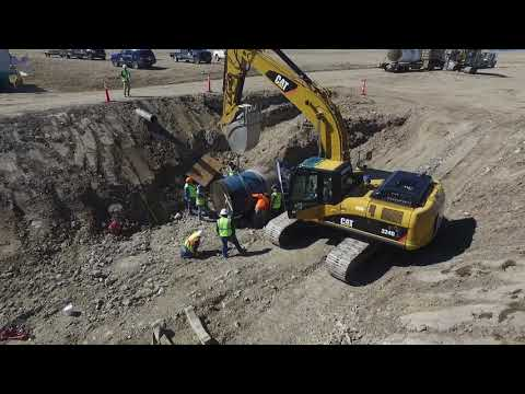 Homestake Pipeline Leak Repair Spring 2018  short  Version