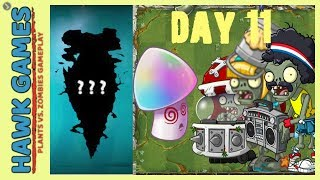 Plants vs. Zombies 2 - Custom Modern Day by Pepper Zombi - Level 11 (Player's Choice)