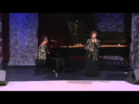 Betty Jean Robinson and Terri Gibbs Perform for the 2013 AMG Heritage Awards