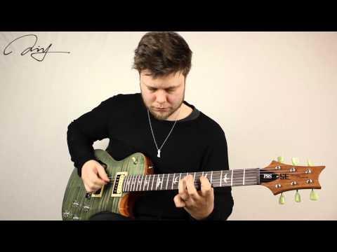 PRS SE Zach Myers 2014 Demo Playthrough