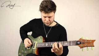 PRS SE Zach Myers 2014 Demo Playthrough