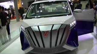 トヨタ車体ブースでアルファードエルキュールを撮影してきました。 東京...