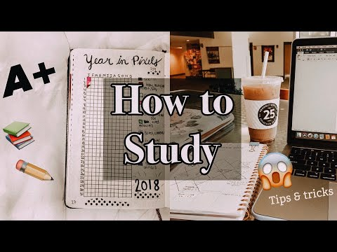 ★ HOW TO TAKE GOOD NOTES + study effectively in college & organization tips!!!