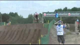 Гран При Бельгии 2010 Квалификация MX2(Квалификационный заезд в классе MX2 на одиннадцатом этапе Чемпионата Мира по Мотокроссу. Ломмель (Lommel), Бельг..., 2010-07-31T18:22:05.000Z)