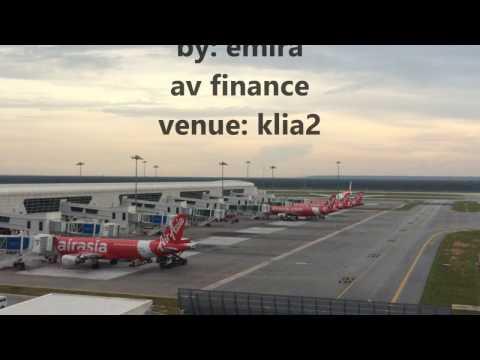 The Differences of KLIA & KLIA2